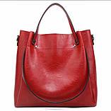Женская сумка лаконичная, фото 4