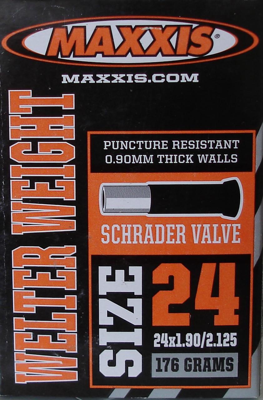 Камера Maxxis 24х1,90/2,125 Welter Weight Tube AV35, 148г