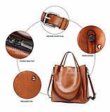 Женская сумка лаконичная, фото 6