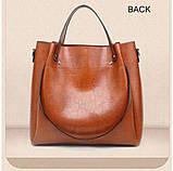Женская сумка лаконичная, фото 7