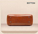 Женская сумка лаконичная, фото 8