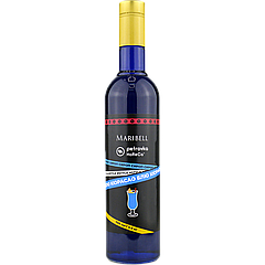 Сироп коктейльный 'Блю Кюрасао' Maribell-Petrovka Horeca 700мл