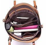 Женская сумка лаконичная, фото 9