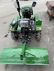 Міні-трактор DW 160 RXL + грунтофреза