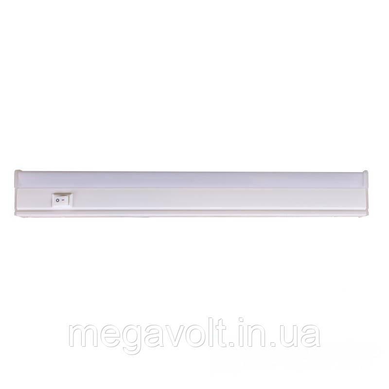 Мебельный LED светильник T5 10W 6500K 850Lm  600мм