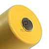 Одноразовые простыни в рулонах 0,6х500 метров 20 г/м2, медицинские, для салонов красоты, желтые