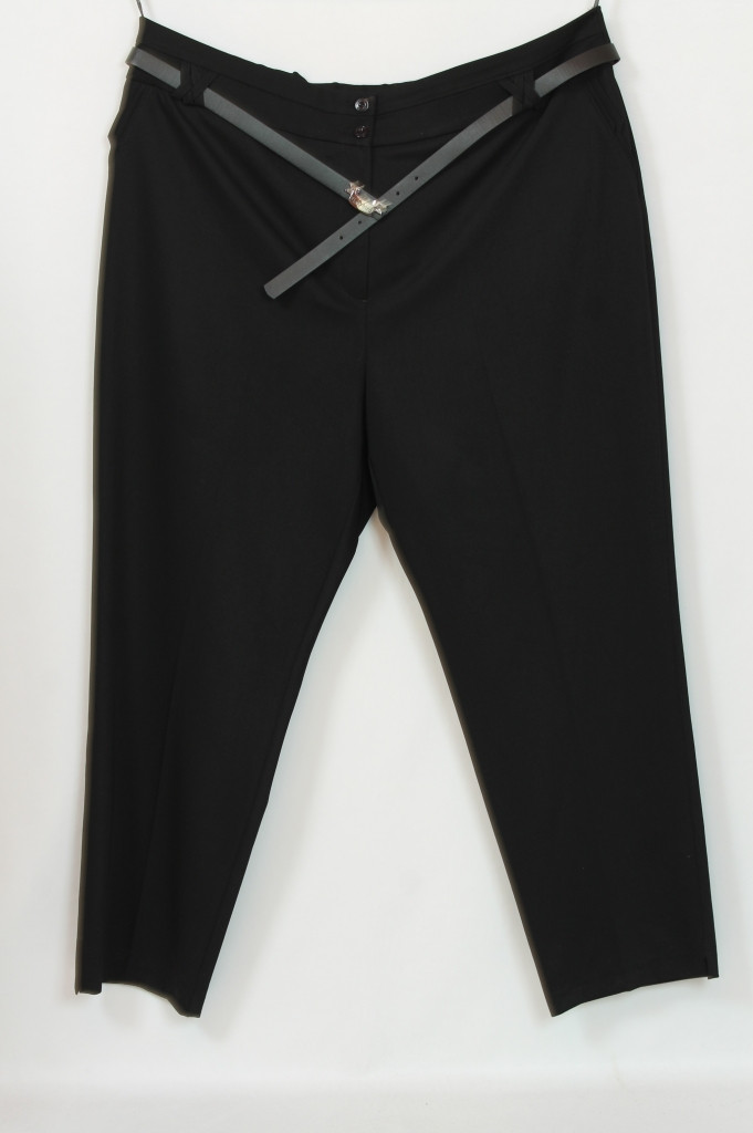 Турецкие женские классические брюки больших размеров 54-62