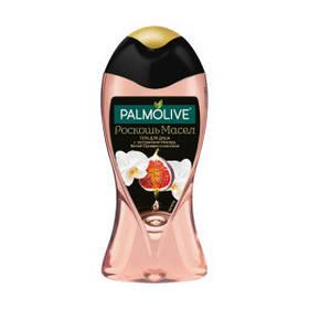 """Гель для душа Palmolive Палмолив """"Роскошь Масел"""" с экстрактами инжира, белой орхидеи и маслами 250мл"""
