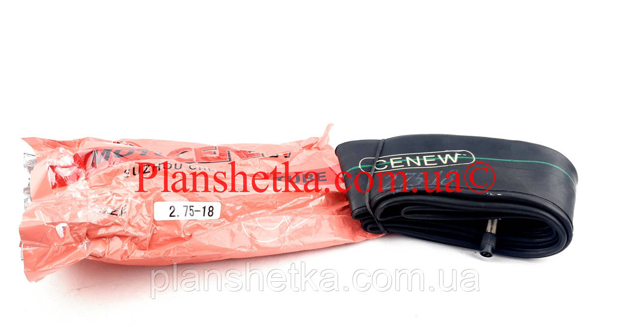 Камера мотоциклетная CENEW 2.75-18