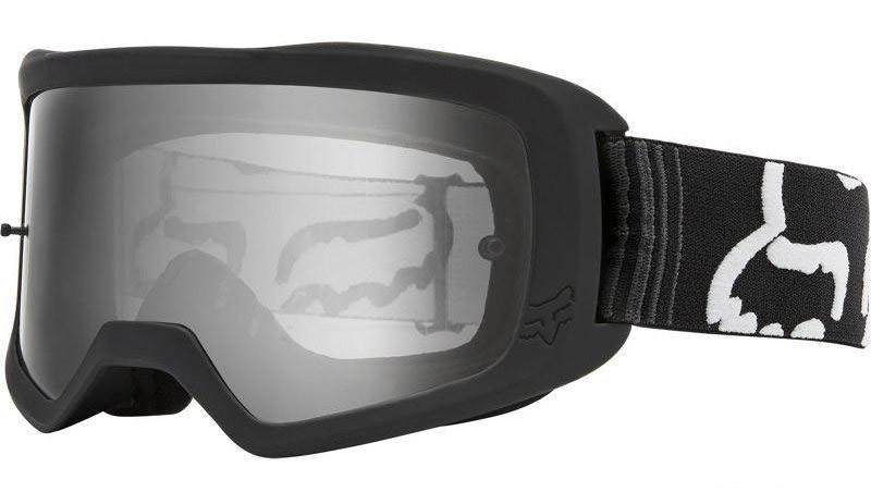 Очки кроссовые FOX MAIN II X Race Black двойная линза
