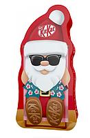 Набор Kit Kat Santa 174 g железная коробка