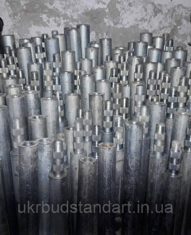 10,5 м комплект заземлення оцинкований Ф20 заклепувальний