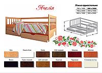 Кровать Ачелия (массив бука)