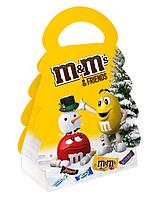 Новогодний набор M&M's Friends NY Tree 2020 106 g