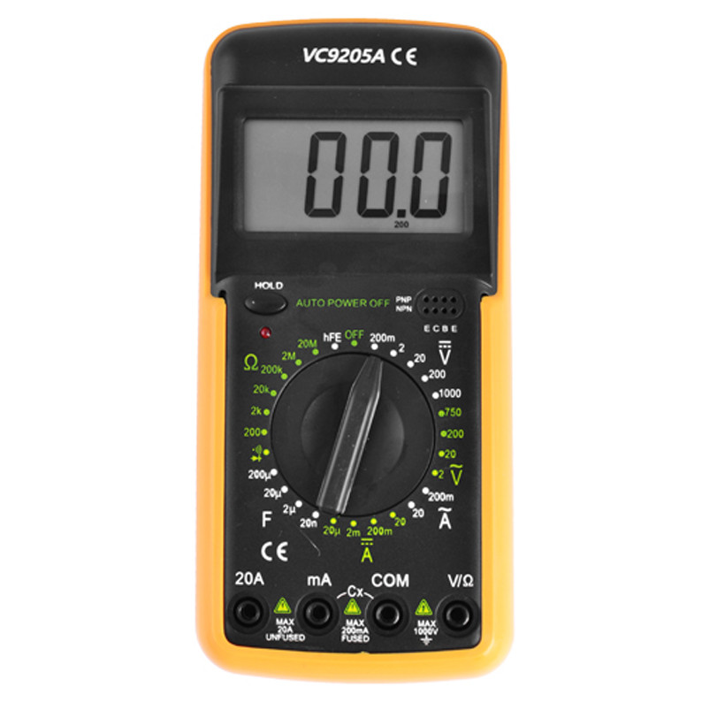 Цифровой мультиметр VC-9205А