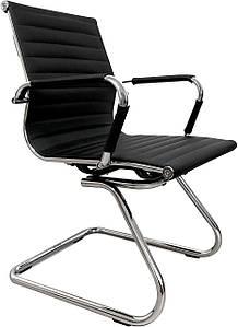 Крісло офісне Signal Q-123 / Чорний OBRQ123CZ