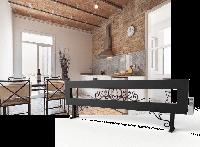 Дизайнерские обогреватели с художественной ковкой ТеплоМакс, длина 4 м