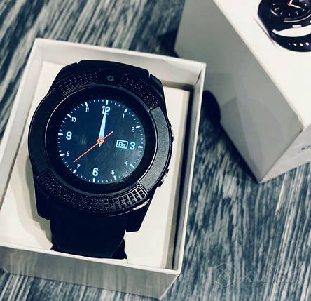 Smart Watch V8 (умные часы) SIM, SDcard, Bluetooth, фото 2