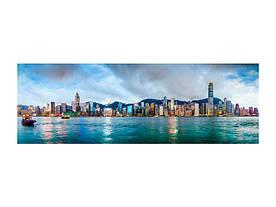 Картина на стекле Signal Гонконг