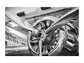 Картина на стекле Signal Двигатель