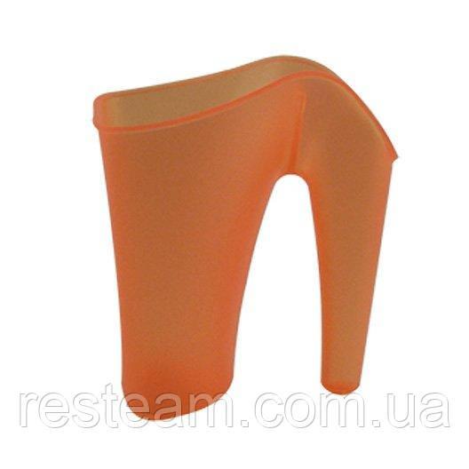 "B019R Стакан для льда оранжевый fluo ""The Bars"""