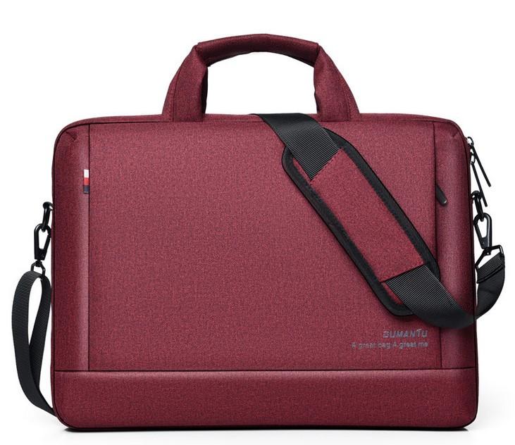 Сумка для ноутбука 15'' Digital Gumantu red