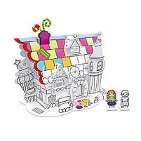 Трехмерная головоломка-конструктор cubicfun десертный дом (P688h), фото 2