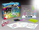 Магічна 3D дошка для малювання Magic Drawing Board   3D дошка для малювання   3D Планшет для малювання, фото 2
