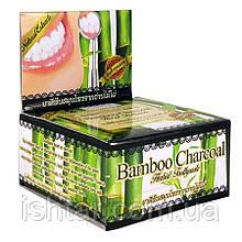 Зубная паста с экстрактом бамбука