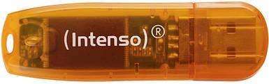 Флеш накопитель - Intenso Rainbow Line 64 GB USB-Stick USB 2.0 LPNHE398125487