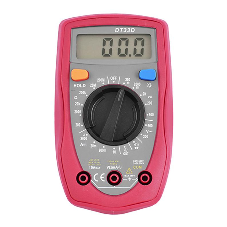 Цифровой мультиметр DT-33D