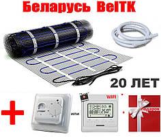 0,55 м2 Двужильный нагревательный мат Белтеплокабель комплект