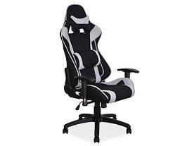 Крісло поворотне Signal Viper / Чорний / сірий OBRVIPERCSZ