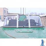 Ветровое стекло Амур М (Элит А) материал АКРИЛ Amur Elit K, фото 5