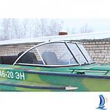 Ветровое стекло Амур М (Элит А) материал АКРИЛ Amur Elit K, фото 4