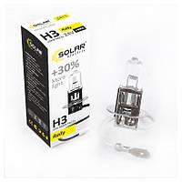 Галогеновая лампа SOLAR H3 +30% 24V 2413