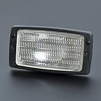 Рабочий фонарь Zetor LPR8.27179 H3/184x102/стекло сеткой (ближний) +рамка+пыльникРАСПРОДАЖА