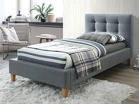 Кровать Signal Texas / 90х200 / Серый / дуб