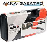 Гидравлический болторез для арматуры 12 тонн YATO YT-22872, фото 2