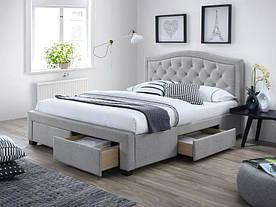 Кровать Signal Electra / 160х200 /  Серый