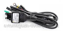 """Проводка для биксенона 24V H4 55W """"Solar"""" 1442"""