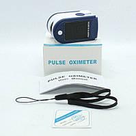 Электронный пульсометр оксиметр на палец LYG-88 Пульсоксиметр медицинский напалечный Контроль пульса