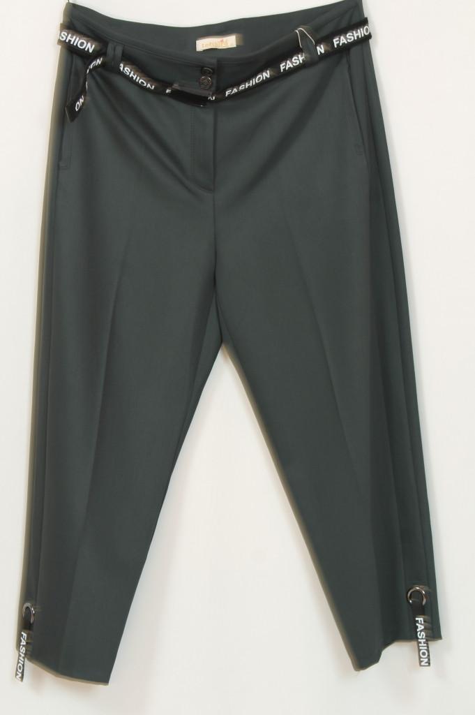 Турецкие женские классические брюки больших размеров 48-54