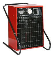 Тепловентилятор промышленный электрический Термия 9,0 кВт 380 В