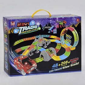Дитячий гоночний трек, 269 деталей, 2 машинки, FYD170238