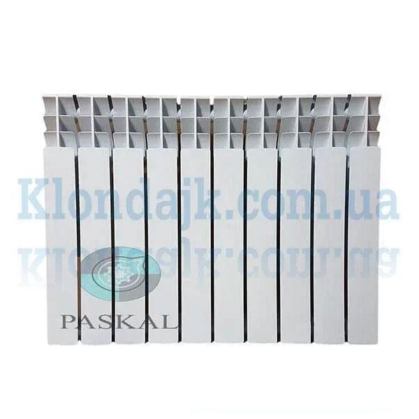 Биметаллический радиатор отопления PASKAL 500/80