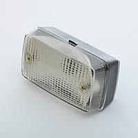 Задний фонарь  универс. прямоугольный  LA.021.G-08 GMAK (задний ход) (50шт/ящ.)