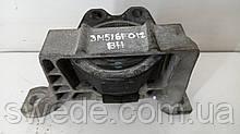 Подушка двигателя передняя Ford Focus 1.6 TDCI 2010 гг 3M516F012BH