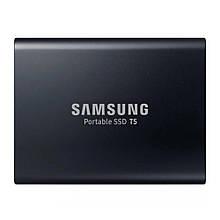 SSD накопитель Samsung T5 Black 2 TB (MU-PA2T0B/WW)