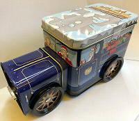 Henry Lambertz Музыкальная машинка с пряниками 150 g
